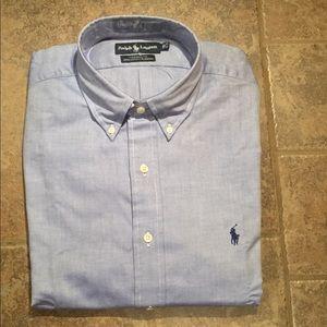 NWT- Ralph Lauren Yarmouth Dress Shirt